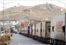 Photo of ترکیه پذیرش کامیون ایرانی را محدود به ۱۵۰ کامیون کرد؛ کاهش ۹۰ درصدی صادرات ایران به ترکیه