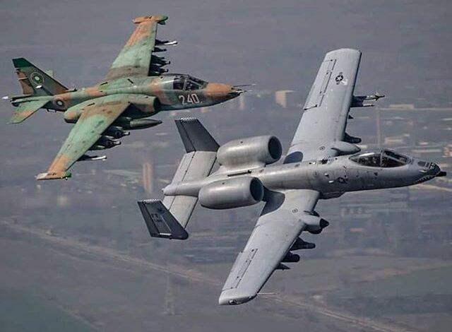 "Photo of آذربایجان: ""روز گذشته دو هواپیمای سو-۲۵ ارمنی به کوه برخورد کرده و منهدم شدند"""