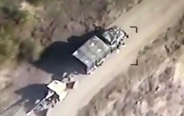 Photo of تجهیزات جنگی ارمنستان که امروز منهدم شدند