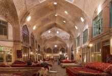 Photo of Tabriz Bazaar and Istanbul Bazaar are called brothers