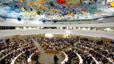 Photo of ۴۷ کشور جهان در بیانیه ای نقض حقوقبشر در ایران را بهشدت محکوم کردند