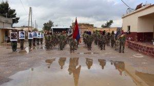 Photo of Suriya erməniləri Qarabağa döyüşə göndərildi
