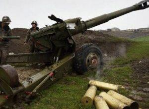 Photo of نیروهای نظامی ارمنستان تهاجم گستردهای را در کل جبهه آغاز کردهاند