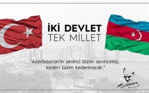 """Photo of """"Azərbaycan güclü olmasa, Türkiyə güclü olmaz"""""""