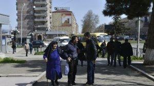"""Photo of Rusiyalı jurnalist: """"Ermənilər Xankəndini kütləvi tərk edir…"""""""