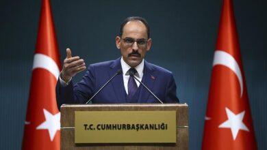 """Photo of سخنگوی رئیس جمهور ترکیه: """"ترکیه در برابر این حملات در کنار آذربایجان است"""""""