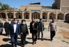 Photo of Revival of Hassan Padshah historical complex, the main pillar of East Azerbaijan cultural heritage programs