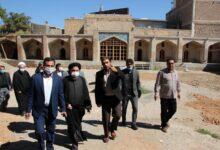 Photo of Возрождение исторического комплекса Хасана Падшаха, главного столпа программ культурного наследия Восточного Азербайджана