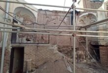 "Photo of Restoration of the historical house of ""Zeinali"" in Qazvin"