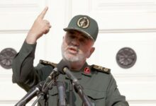 Photo of Iranian commander vows to avenge US assassination of top general
