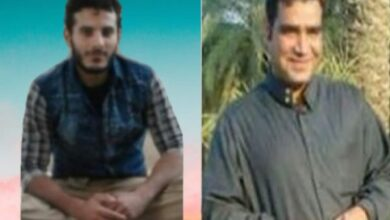 Photo of انتقال ۴ زندانی سیاسی عرب احوازی محکوم به اعدام از زندان شیبان به مکان نامعلوم