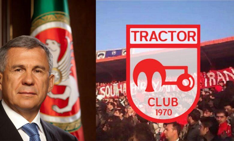 """Photo of Tatarıstan Prezidenti """"Traktor""""u təbrik edib"""