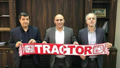 Photo of Alireza Mansoorian became the head coach of Tractor