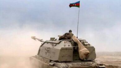 Photo of آخرین وضعیت خط مقدم؛ چندین سنگر نیروهای ارمنستان منهدم شد