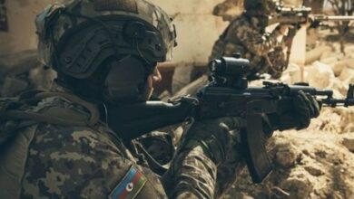 Photo of گزارشی از آخرین وضعیت در خط مقدم جبهه قرهباغ (ویدیو)