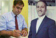 Photo of آزادی موقت اکبر مهاجری و عبدالله صدوقی از زندان مرکزی تبریز