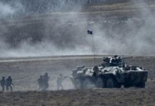 Photo of ضربات سنگین ارتش آذربایجان؛ ارتفاعات مهم آزاد شد