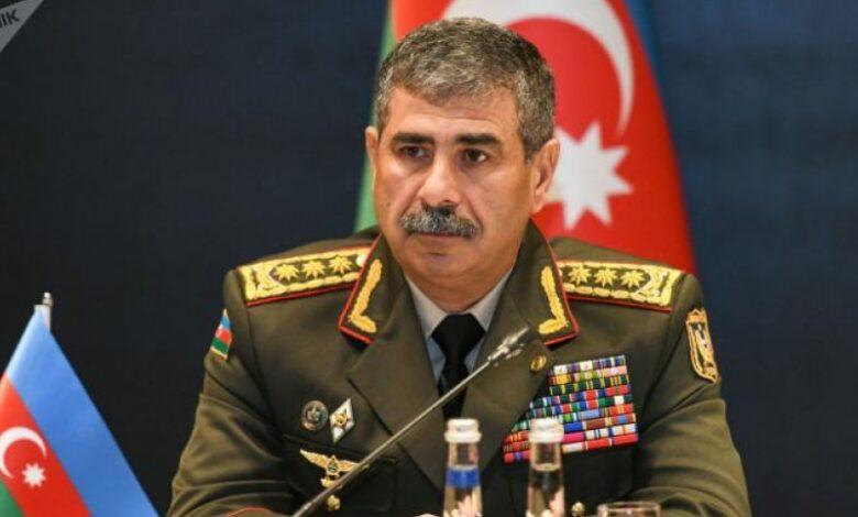 Photo of ذاکر حسناف دستور داد ارتش آذربایجان به نابودی دشمن ادامه دهد