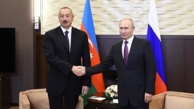 """Photo of پوتین: """"ارمنستان سرزمینهای آذربایجان را اشغال کرده و این نمی تواند برای همیشه ادامه داشته باشد"""""""