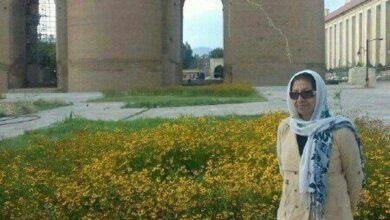 Photo of Г-жа Хакима Ахмади была переведена из суда в тюрьму