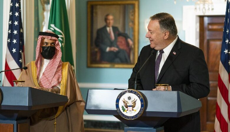 Photo of Pompeo urges Saudi Arabia to consider normalizing relations with Israel
