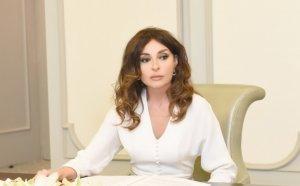 Photo of Mehriban Əliyeva: Torpağımızı təcavüzkarlardan azad edəcək və bu cinayətlərə son qoyacağıq