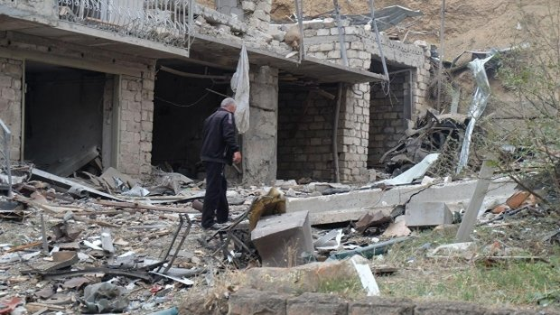 "Photo of سربازان ارمنی: ""مارداكرت (آغدره) به حمام خون تبدیل شده، هزاران سرباز کشته شده …"""