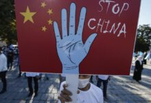 Photo of 39 countries condemn China over policies in Xinjiang