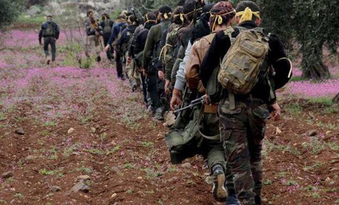 "Photo of ""شرکت اعضای پکک از سوریه و عراق بهعنوان بخشی از نیروهای مسلح ارمنستان یک واقعیت است"""