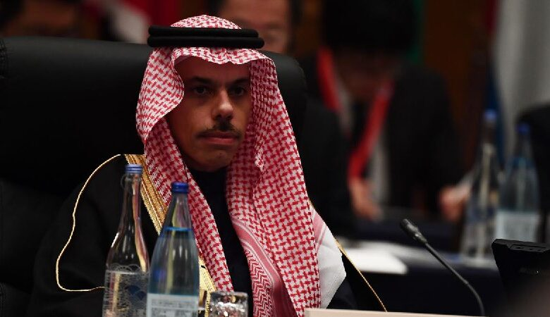 Photo of Saudi Arabia: Increasing pressure is forcing Iran to sit at the negotiating table