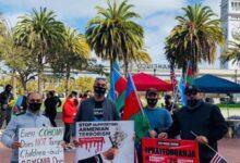 Photo of Kaliforniyada erməni terroru ilə bağlı etiraz aksiyası keçirilib