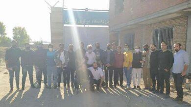 Photo of فعالین آذربایجانی بازداشت شده در پارک جیرال اردبیل، موقتاً آزاد شدند
