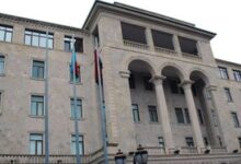 """Photo of Azerbaijani Defense Ministry: """"The information spread by the Armenian side about Khodaafarin is misinformation"""""""