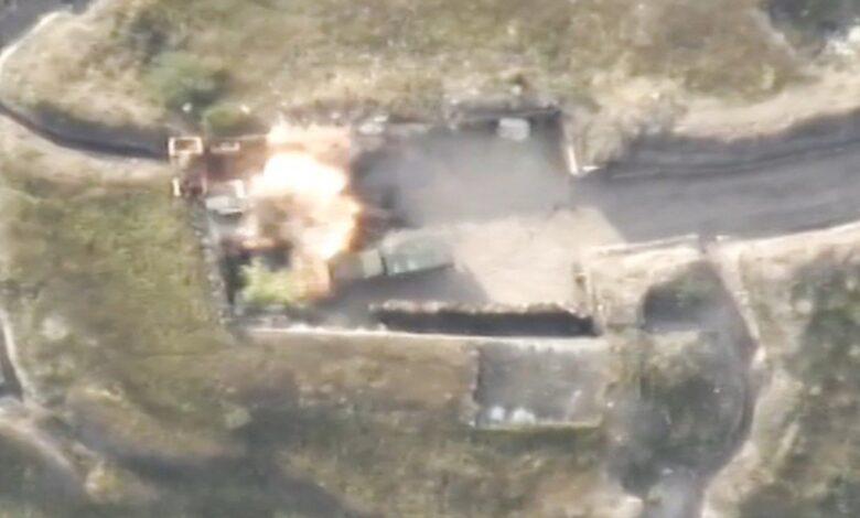 Photo of گزارشی از وضعیت در خط مقدم جبهه قرهباغ در ۲۵ اکتبر
