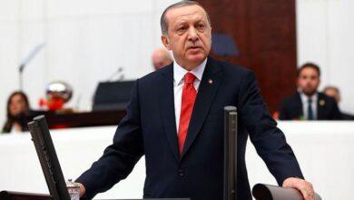 """Photo of Ərdoğan Putinə: """"Qırmızı xətt keçilərsə, atamızın oğlu da olsa, gözümüz görməz"""""""