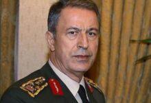 """Photo of Hulusi Akar: """"Bütün imkanlarımızla sona qədər Azərbaycanın yanındayıq"""""""