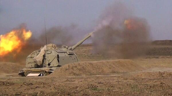Photo of Heavy blows inflicted on the enemy, important territories and heights seized