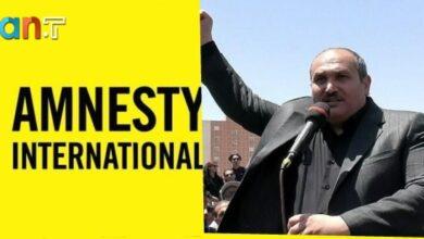 Photo of «فراخوان اقدام فوري» از سوی سازمان عفو بینالملل برای آزادی عباس لسانی
