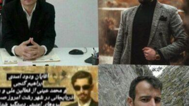Photo of گزارشی تازه از بازداشت شدگان اعتراضات آذربایجان به ادامه فعالیت گمرک نوردوز