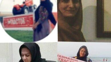 Photo of اسامی زنان بازداشت شده در اعتراضات به ادامه فعالیت گمرک نوردوز و ارسال سلاح به ارمنستان