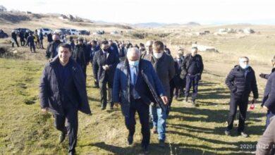 Photo of بیش از ۱۲۰ دیپلمات خارجی از فیضولی بازدید کردند