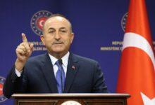 Photo of وزیر خارجه ترکیه: باید روابطمان را با مصر، عربستان و اسرائیل بهبود ببخشیم